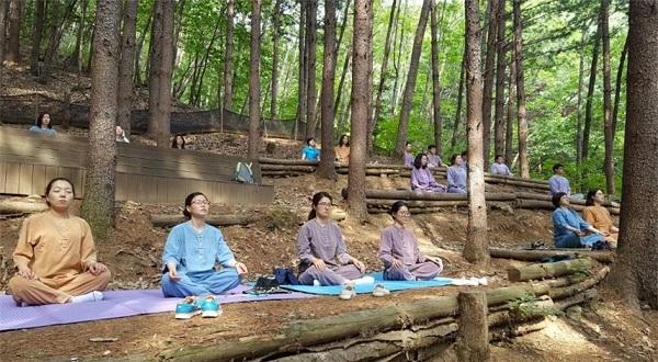 추천 웰니스관광지 '힐리언스 선마을' 모습.