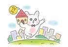 [웹툰] 집에서 노는 게 제일 좋은 토끼 삼형제의 선택은?!