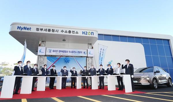 """""""수소충전소 310기 구축""""…자문단 회의 3일 첫 개최"""