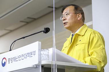 """정부 """"경북·제주권 제외한 모든 권역서 확진자 증가"""""""