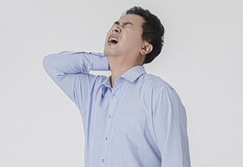 현대인의 뒷목, 어깨 통증 유발 질환은?