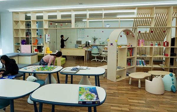 초등 돌봄교실.