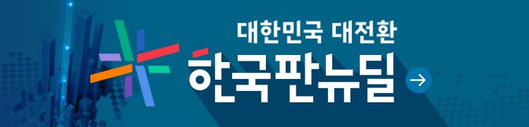 대한민국 대전환 한국판뉴딜