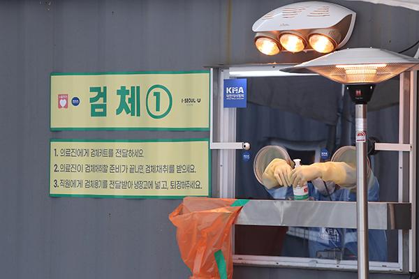 """방역당국 """"개인간 접촉 발생 지난해 10월 12.4%→12월 36.9%"""""""