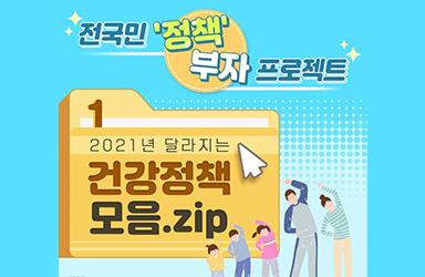 [전국민 '정책'부자 프로젝트] ①2021년 달라지는 건강정책 모음.zip