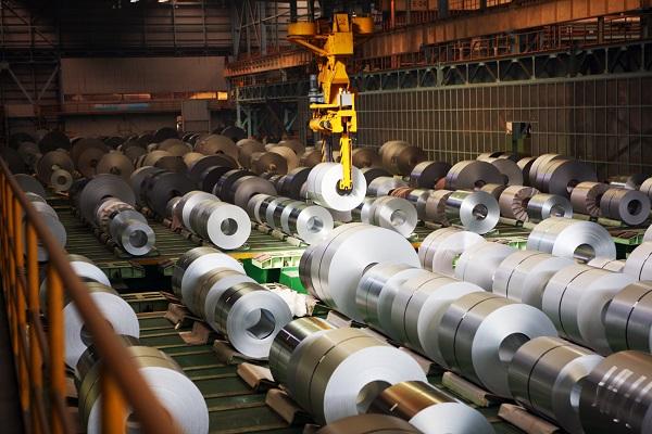 . 한국과 미국의 철강 수출 관련 무역분쟁에서 WTO가 한국의 손을 들어줬다. 사진은 출하를 기다리는 철강제품들. (사진=저작권자(c) 연합뉴스, 무단 전재-재배포 금지)