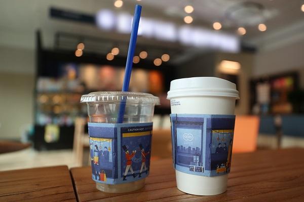 환경부는 내년부터 커피점·제과점 '1회용 컵 보증금제'가 의무화된다고 15일 밝혔다.(사진=저작권자(c) 연합뉴스, 무단 전재-재배포 금지)