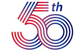 해외문화홍보원(KOCIS) 50주년 기념 상징표(엠블럼)