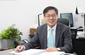 박병홍 농림축산식품부 식품산업정책실장.