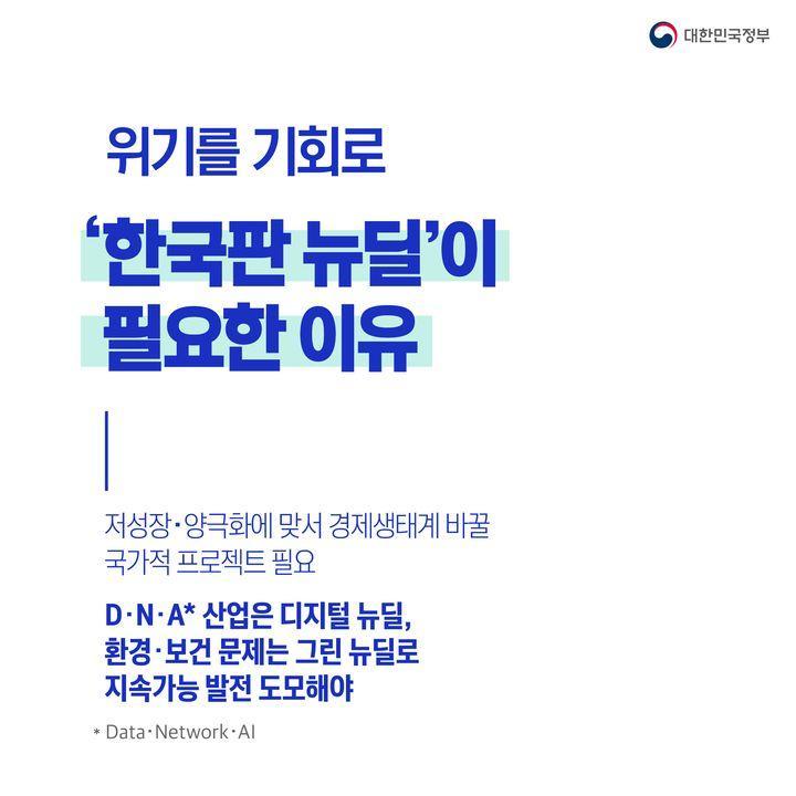 한국판 뉴딜 성공 위한 '현장 소통-정책 반영' 기대