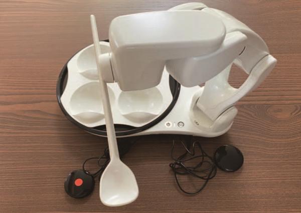 '식사보조' 돌봄 로봇.