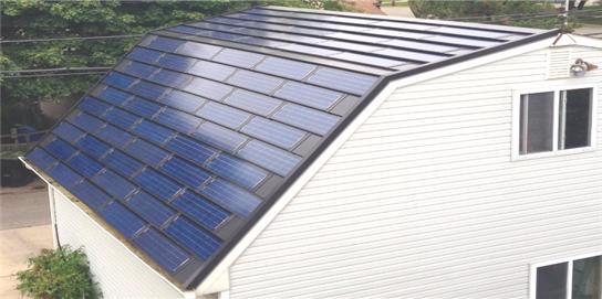 건물일체형 태양광(BIPV) 루프형