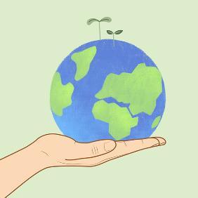 지구를 살리는 10분간의 동행
