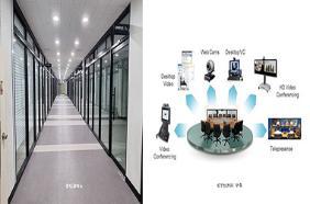 광주 광역시의 공유오피스 맞춤형서비스(예시)