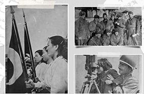 6·25전쟁 71주년 기념 사진 및 수집품 전시회 포스터.