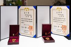 2년 연속 대통령표창을 수상한 '대한민국 정책기자단'.(제공=남혁진 기자)