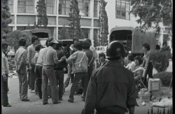 5.18 민주화운동 당시 모습 (출처=국가보훈처)