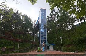 고성당항포관광지 엘리베이터