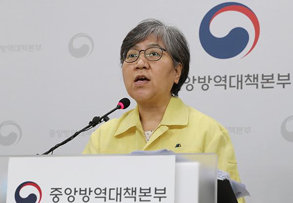 정은경 질병관리청장. (사진=저작권자(c) 연합뉴스, 무단 전재-재배포 금지)