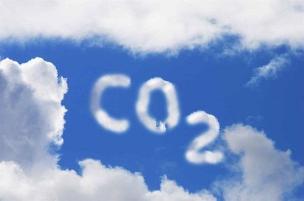 이산화탄소 모양 구름