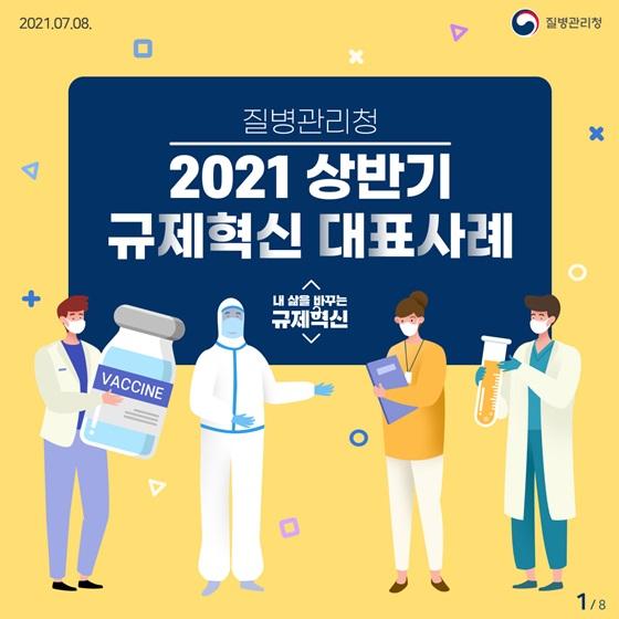 2021 상반기 규제혁신 대표사례