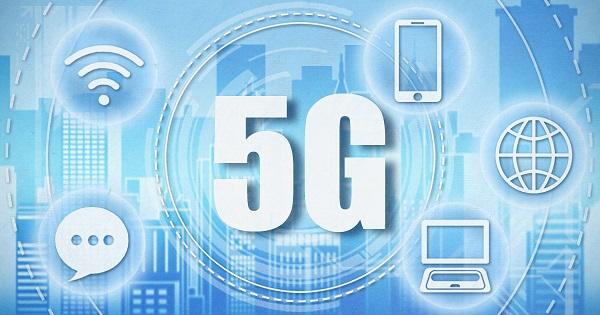 5G 단말기 관련 중소기업의 기술개발과 제품 출시에 필요한 시험·검증을 지원하는 '5G 단말기 테스트베드'가 구미전자정보기술원(GERI)에 개소했다.(사진=저작권자(c) 연합뉴스, 무단 전재-재배포 금지)