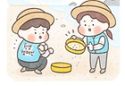 [웹툰] '해변 플라스틱 제거' 함께 도전해요!