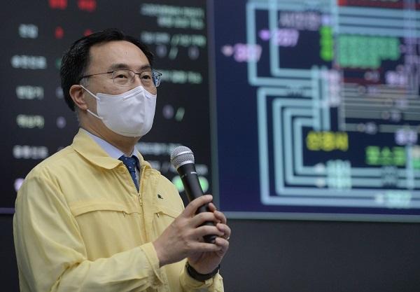 문승욱 산업통상자원부 장관. (사진=산업통상자원부)