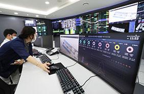 스마트폰 기반의 출입관리시스템을 개발해 스마트병원 선도모델로 꼽힌 용인세브란스병원.