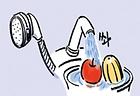 [웹툰] 지구별 가족 - 생활 속 물 절약, 함께 실천해요!