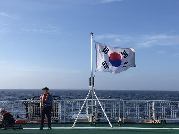 독도는 대한민국 영토다.