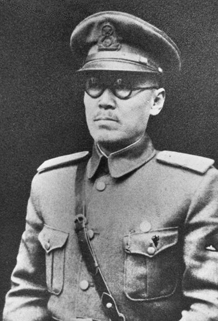 광복군 총사령관 시절의 지청천 장군 (출처=국가보훈처 공훈전자사료관)