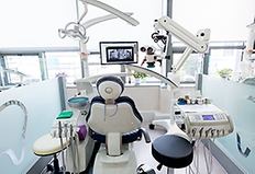치과 병원.
