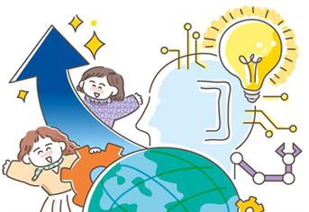 [웹툰] 한국, 글로벌 혁신지수 세계 5위! 아시아 1위!