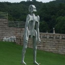소리로 빚은 예술, 국립현대미술관 야외조각공