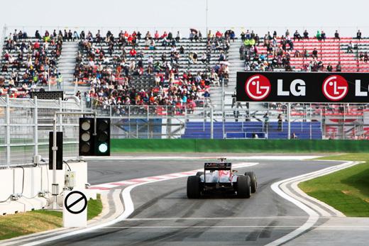 대한민국 최초 FIA(국제자동차연명)에서 공인한 국제 기준의 레이싱 서킷.