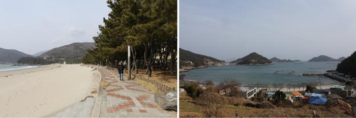남해 바래길 4코스 섬노래길 (경남 남해)