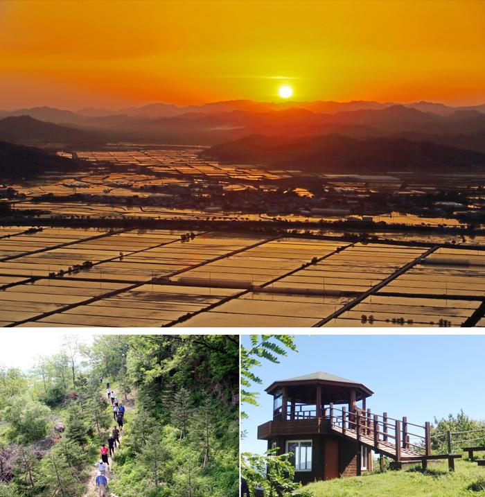 한여울길 05코스 소이산 생태숲 녹색길 (강원 철원)