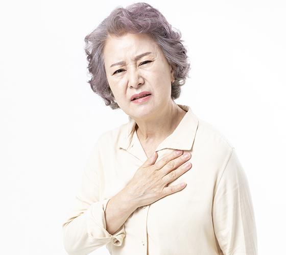 역류성식도염