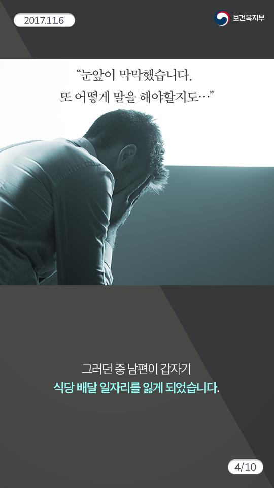 긴급복지지원제도 소개4