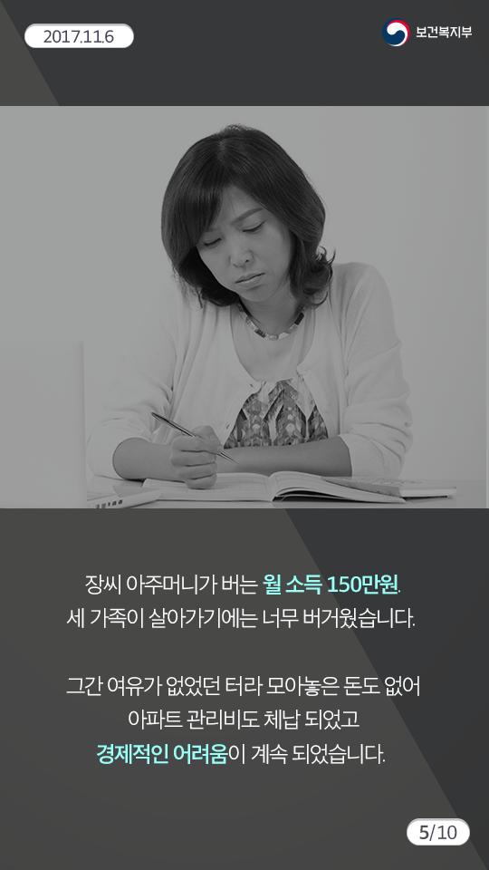 긴급복지지원제도 소개5