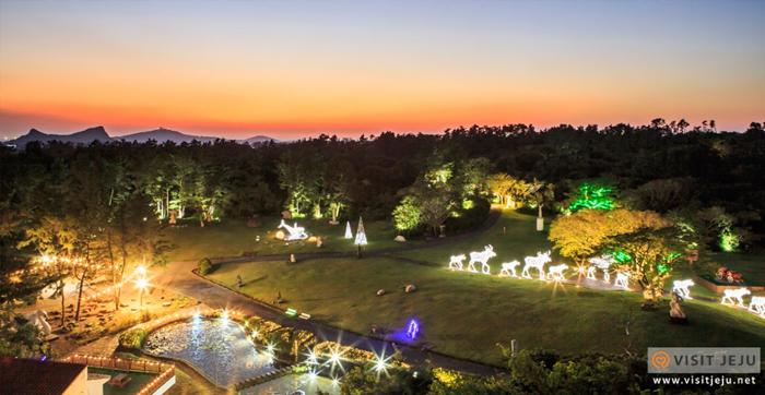 포레스트판타지아 제주조각공원