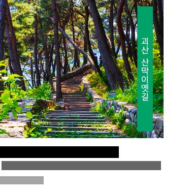 괴산 산막이옛길 - 산새와 함께하는 트레킹 #지저기는 새 #산들산들 강바람 #힐링 숲캉스, 김용배/CC BY