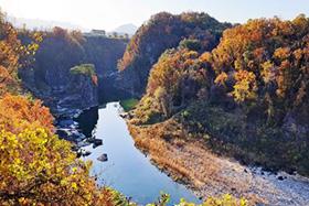 한탄강(국가지질공원, 고석정)
