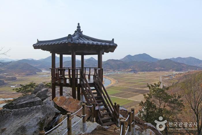 출렁다리의 두 배 높이인 어드벤쳐 전망대 - 한국관광공사