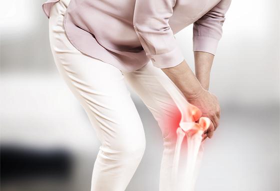무릎관절증.