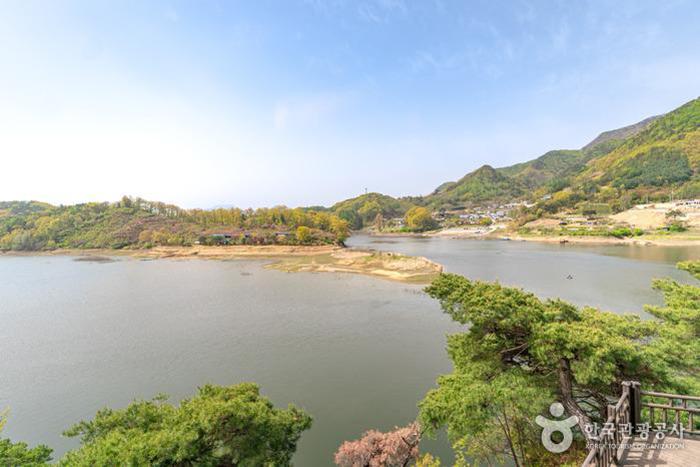 보트 투어도 가능하다 - 한국관광공사