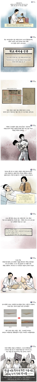 [웹툰] 웹툰으로 보는 역사 - 6.10 민주항쟁 이한열 열사의 일기