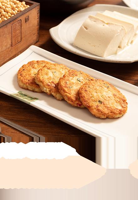 서울 | 황금콩밭 - 음식물 쓰레기 제로에 도전 #생두부 #두부젓국 #두부완자