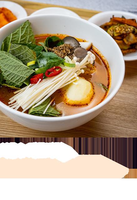 서울 | 제로비건 - 국내 최초 채식 해장국 #토마토해장국 #채식감자탕 #더덕공탕